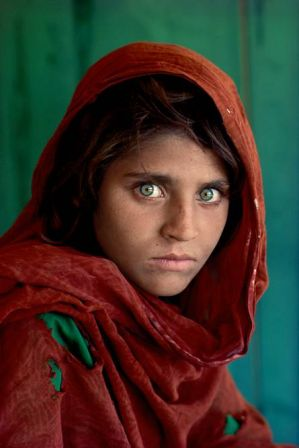 Afghan Girl - Steve McCurry